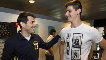 Касильяс: «Куртуа идеально подойдёт «Реалу»