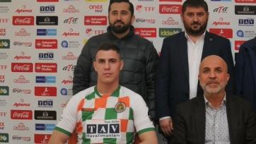 Официально: защитник «Анжи» будет играть в Турции