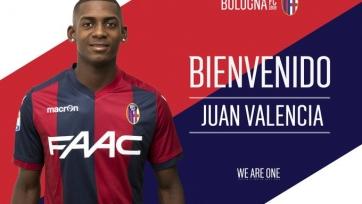«Болонья» подписала девятнадцатилетнего колумбийского игрока, на которого претендовал и «Юве»