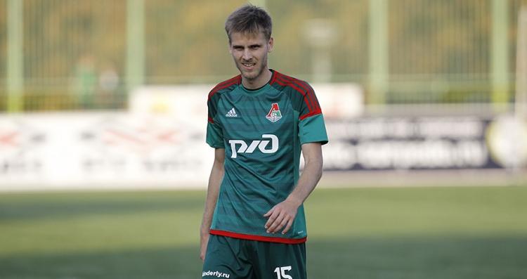 «Тосно» объявил о подписании контракта с Логашовым до конца сезона