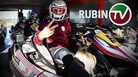 «Рубин» на гоночной трассе или кто самый быстрый в команде?!