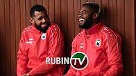 Рубин: Тренировка изнутри