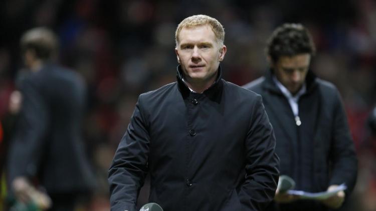 Скоулз: «Манчестер Юнайтед» нужен Агуэро или Гризманн»