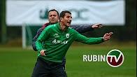 Рубин: «голос» Хави Грасии или как переводчик сорвал овации всей команды
