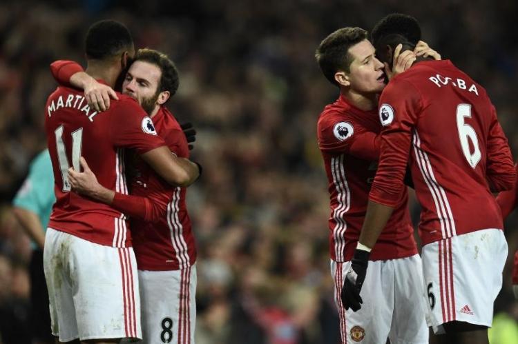 Спонтанный, потому опасный. Почему Марсьяль – ключевой игрок «Манчестер Юнайтед»
