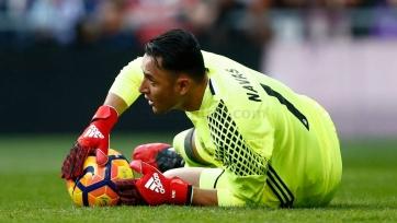 Навас: «Слухи о новом вратаре «Реала» меня лишь подстёгивают»