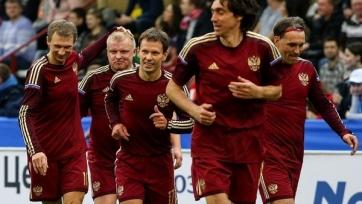 Россия сыграет с Голландией на Кубке легенд