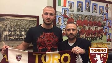 Официально: Милинкович-Савич перешёл в «Торино»