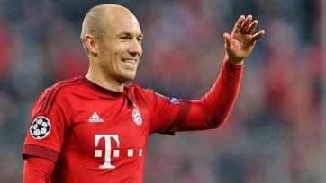Роббен: «Если «Бавария» не прибавит, с «Арсеналом» придётся тяжело»