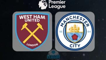 «Вест Хэм» – «Манчестер Сити», прямая онлайн-трансляция. Стартовые составы команд