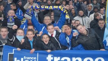 «Шамбли» едва не выбил «Монако» из Кубка Франции