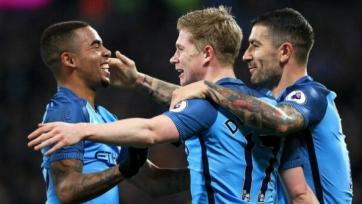 «Манчестер Сити» крупно обыграл в гостях «Вест Хэм»