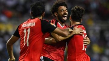 Египет стал первым финалистом Кубка Африки