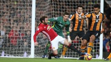 «Манчестер Юнайтед» не сумел переиграть аутсайдера АПЛ