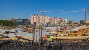 Стржалковский: «Есть мысль открыть стадион «Динамо» в срок, а потом закрыть и достраивать»