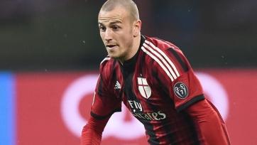 Антонелли получил повреждение на тренировке «Милана»