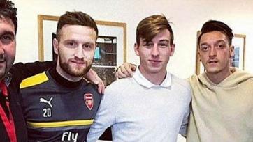 Дортмундская «Боруссия» и «Арсенал» поспорят за 20-летнего нападающего
