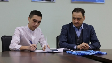 «Крылья Советов» подписали контракт с геймером
