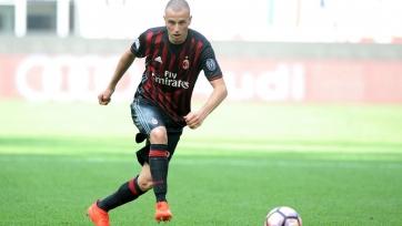 Антонелли не сможет помочь «Милану» в течение месяца