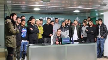 Футболисты «Бетиса» заступились за Зозулю