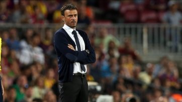 Капитаны «Барселоны» хотят, чтобы клуб продлил контракт с Луисом Энрике