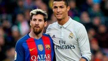 Forbes: Роналду и Месси – самые богатые спортсмены мира