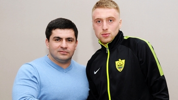 Официально: Брызгалов перешёл в «Анжи»