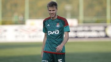 Логашов продолжит карьеру в «Тосно»