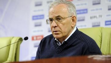 Гаджи Гаджиев: «Это'О мог оштрафовать игрока «Анжи» за нарушения»