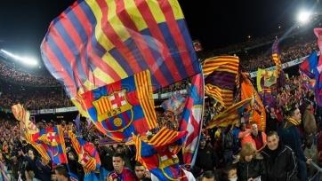Болельщики «Барселоны» проведут акцию протеста против судей