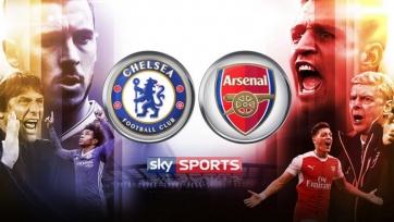 «Челси» - «Арсенал», прямая онлайн-трансляция. Стартовые составы команд
