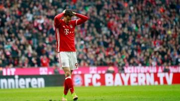 «Бавария» не смогла обыграть «Шальке»