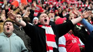 Реакция фанатов «Арсенала» на поражение от «Челси» (видео)