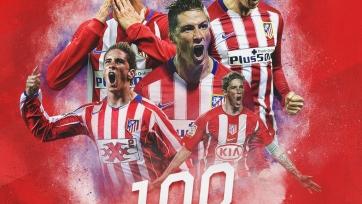 «Атлетико» добрался до отметки в 4500 голов в Примере