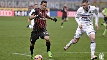 «Милан» потерпел очередное поражение