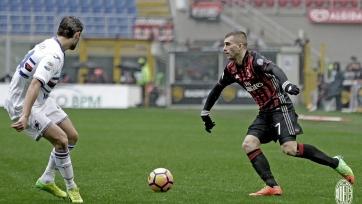 «Милан» повторил антирекорд клуба