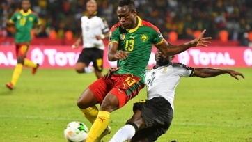 «Локомотив» интересуется нападающим сборной Камеруна
