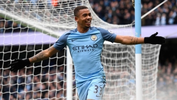 «Манчестер Сити» на последних минутах обыграл «Суонси»