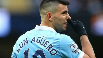 «Манчестер Сити» не собирается продавать Агуэро в 2017-м году
