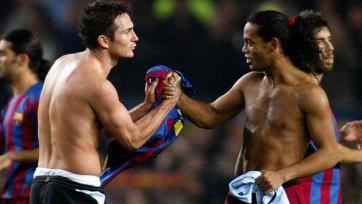 Фрэнк Лэмпард: «Роналдиньо – игрок с другой планеты»