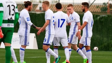 Киевское «Динамо» в концовке матча вырвало победу у середняка хорватского чемпионата (видео)
