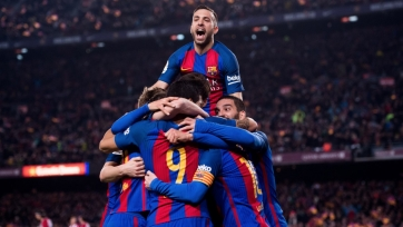 «Барса» пробилась в финал Кубка Испании