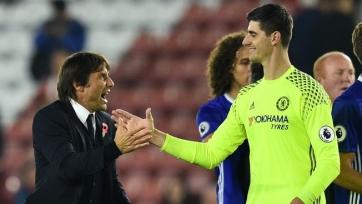 Куртуа: «Не считаю, что отсутствие еврокубков является преимуществом «Челси» перед оппонентами»