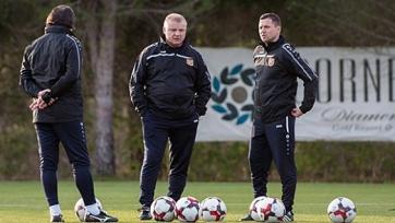 Семшов считает, что игроком быть легче, чем тренером