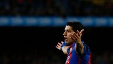 «Барселона» подаст апелляцию на удаление Суареса