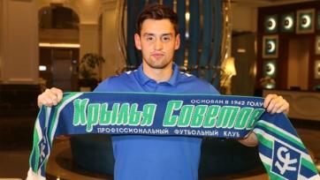 Официально: «Крылья Советов» подписали игрока сборной Сербии