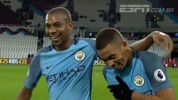 Фернандиньо о Жезусе: «У молодых футболистов часто не получается остаться на высоком уровне»