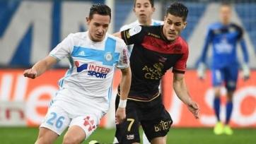 «Марсель» забил два мяча «Генгаму», Пайе сумел отличиться