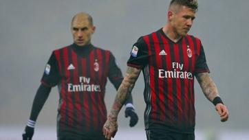 «Милан» установил антирекорд топовых чемпионатов по красным карточкам