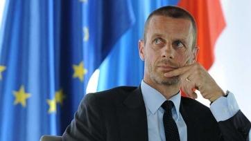 Президент УЕФА: «Хотим, чтобы на ЧМ-2026 было 16 команд из Европы»